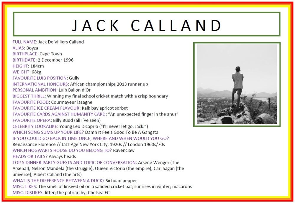 JDVC profile